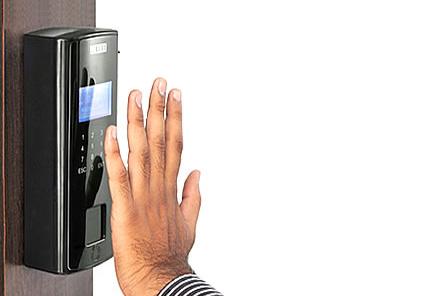 Vascular-biometrics